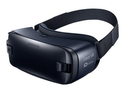 Samsung Gear VR - SM-R323 - náhlavní souprava pro virtuální realitu - modročerná - pro Galaxy Note5, S6, S6 edge, S6 edge+, S7, S7 edge