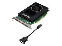 NVIDIA Quadro M2000 carte graphique - Quadro M2000 - 4 Go