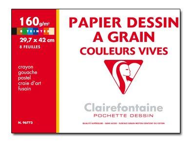 Clairefontaine - papier à dessin