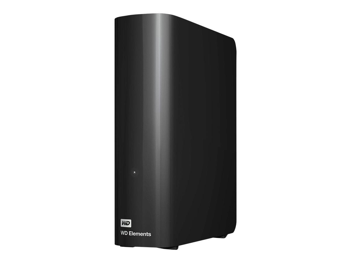WD Elements Desktop Harddisk WDBWLG0040HBK 4TB USB 3.0