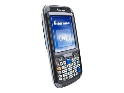 """Intermec CN70e - Data collection terminal - Win Embedded Handheld 6.5 - 1 GB - 3.5"""" color (480 x 640) - rear camera - barcode reader - (2D imager) - USB host - microSD slot - Wi-Fi, Bluetooth"""