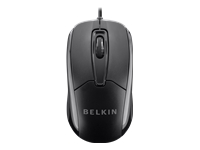 Belkin Wired Ergonomic Mouse