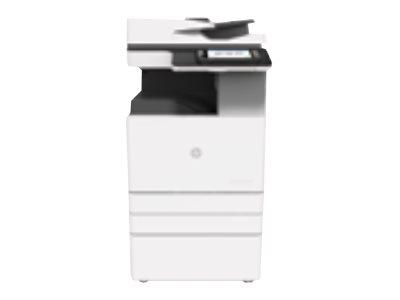 HP LaserJet Managed Flow MFP E77825z Plus - Multifunkční tiskárna - barva - laser - A3/Ledger (297 x 432 mm) (originální) - A3/Ledger (média) - až 25 stran/min. (kopírování) - až 25 stran/min. (tisk)
