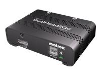 Matrox Graphics eXpansion Module DualHead2Go - Digital SE - convertisseur vidéo