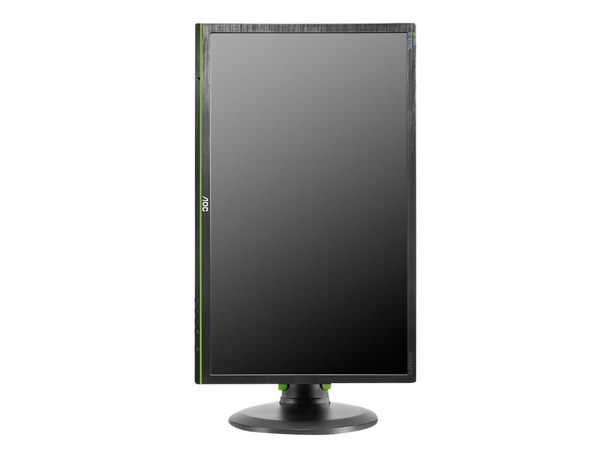 Aoc G2460pg Aoc 24 Inch Lcd Widescreen Monitor Comms Express