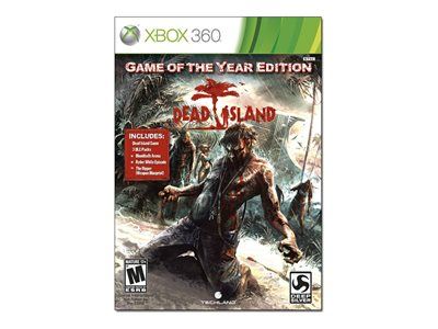 Dead Island - Game Of The Year Xbox 360