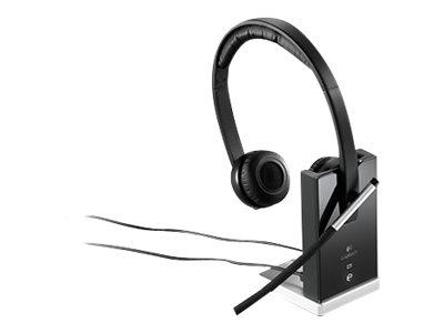 Image of Logitech Wireless Headset Dual H820e - headset