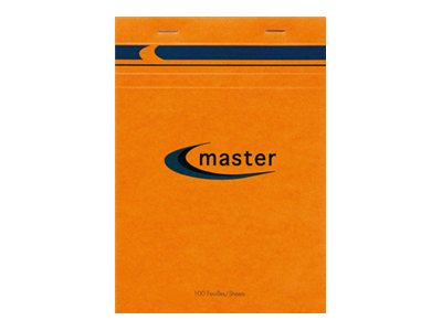 Clairefontaine Master - Bloc-notes - A5 - 200 pages - 5x5 - petits carreaux - à l'unité ou par 5