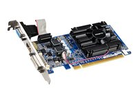 Gigabyte GV-N210D3-1GI (rev. 6.0) - Graphics card - GF 210