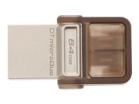 Kingston DataTraveler DTDUO/64GB
