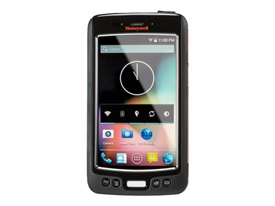 "Honeywell Dolphin 75e - Data collection terminal - Android 4.4 (KitKat) - 16 GB - 4.3"" color TFT (480 x 800) - rear camera - barcode reader - (2D imager) - microSD slot - Bluetooth, Wi-Fi, NFC"