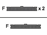 StarTech.com Dual Drive Ultra ATA IDE Cable