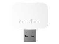 HPE Aruba AP-USB-ZB - Network adapter - USB - 802.11ac Wave 2, 802.11ac Wave 1, Bluetooth 5.0, ZigBee 3.0 (pack of 10) - for HPE Aruba AP-303, 304, 305, 334, 365, 367, 375, 504, 505; Instant IAP-304, 305, 324, 325