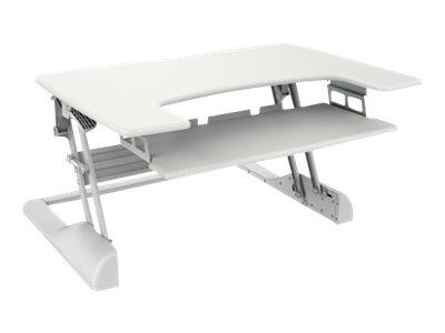 NewStar NS-WS100WHITE - Nástavec na stůl - bílá