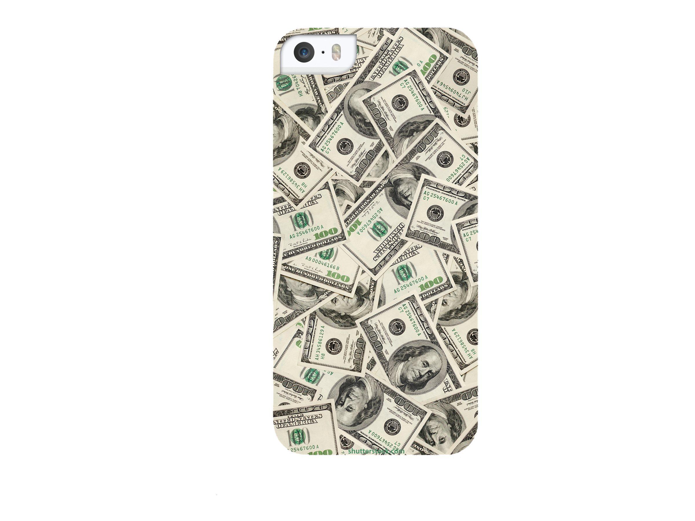 Muvit Billets Dollars Case coque de protection pour téléphone portable