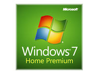Microsoft Windows 7 Home Premium w/SP1