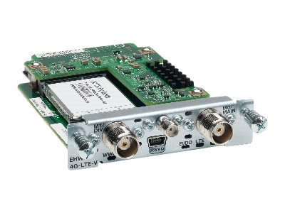 Image of Cisco 4G LTE Wireless WAN Card - wireless cellular modem