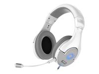 Ozone Onda Pro Headset full size hvid