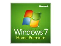 MICROSOFT  Windows 7 Home Premium w/SP1GFC-02034