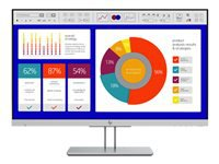 HP EliteDisplay E243p - Head Only - LED monitor - 23.8