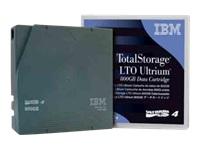 IBM - LTO Ultrium x 1 - 800 Go - support de stockage