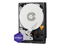 WD Purple Surveillance Hard Drive WD30PURX - disque dur - 3 To - SATA 6Gb/s