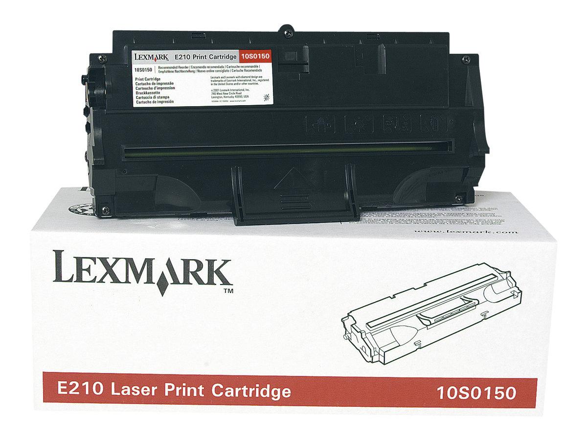 Lexmark - noir - originale - cartouche de toner