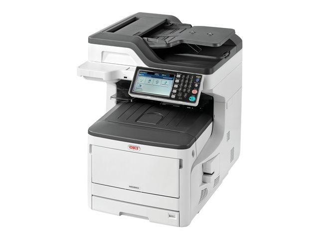 Image of OKI MC853DN - multifunction printer ( colour )