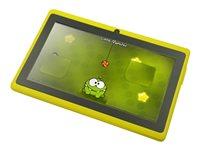 "Zeepad 7DRK - Tablet - Android 4.2 (Jelly Bean) - 4 GB - 7"" (800 x 480) - USB host - microSD slot - yellow"