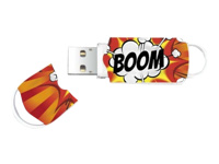 Integral Europe Cl�s USB INFD8GBXPRBOOM