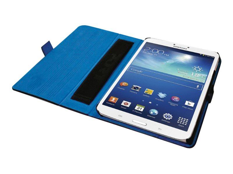 PORT CHELSEA - Coque de protection pour pour Samsung Galaxy Tab 3 (7 pouces) - noir
