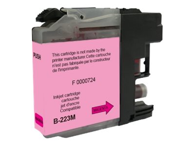 Brother LC223 compatible Uprint - magenta - cartouche d'encre