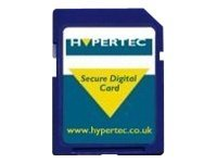 Hypertec 4GB SDHC memory card