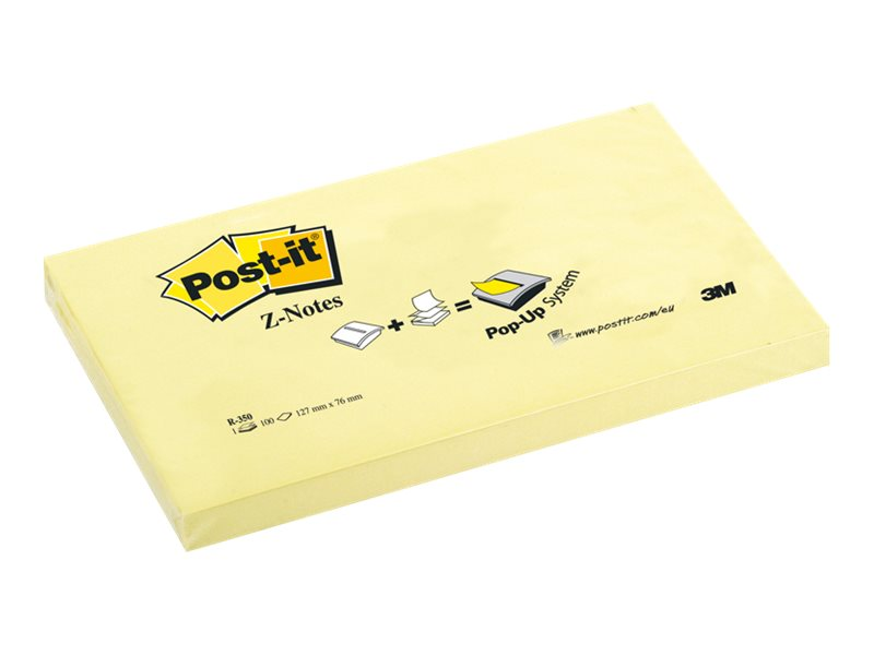 Post-it Z-Notes R-350 - notes