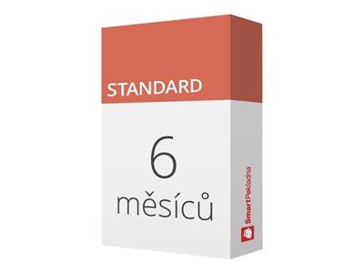 Markeeta Standard - Licence na předplatné (6 měsíců) - předplacený - čeština