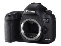 Canon EOS 5D Mark III - appareil photo numérique - corps uniquement