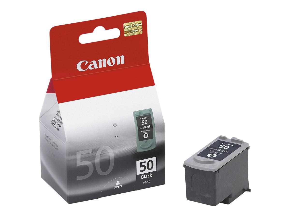 Canon PG-50 - noir - originale - réservoir d'encre