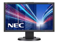 "NEC MultiSync E203Wi - écran LED - 20"""