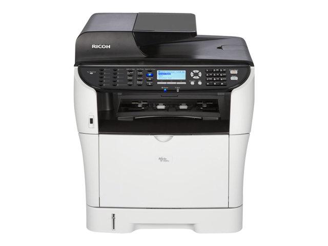 Image of Ricoh Aficio SP 3510SF - multifunction printer ( B/W )