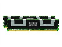 16GB, DDR2, 667MHz, CL5, ECC, Fully Buffered DIMM (kit 2x8GB) Du