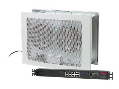 Apc Acf301em Wiring Closet Ventilation Unit With
