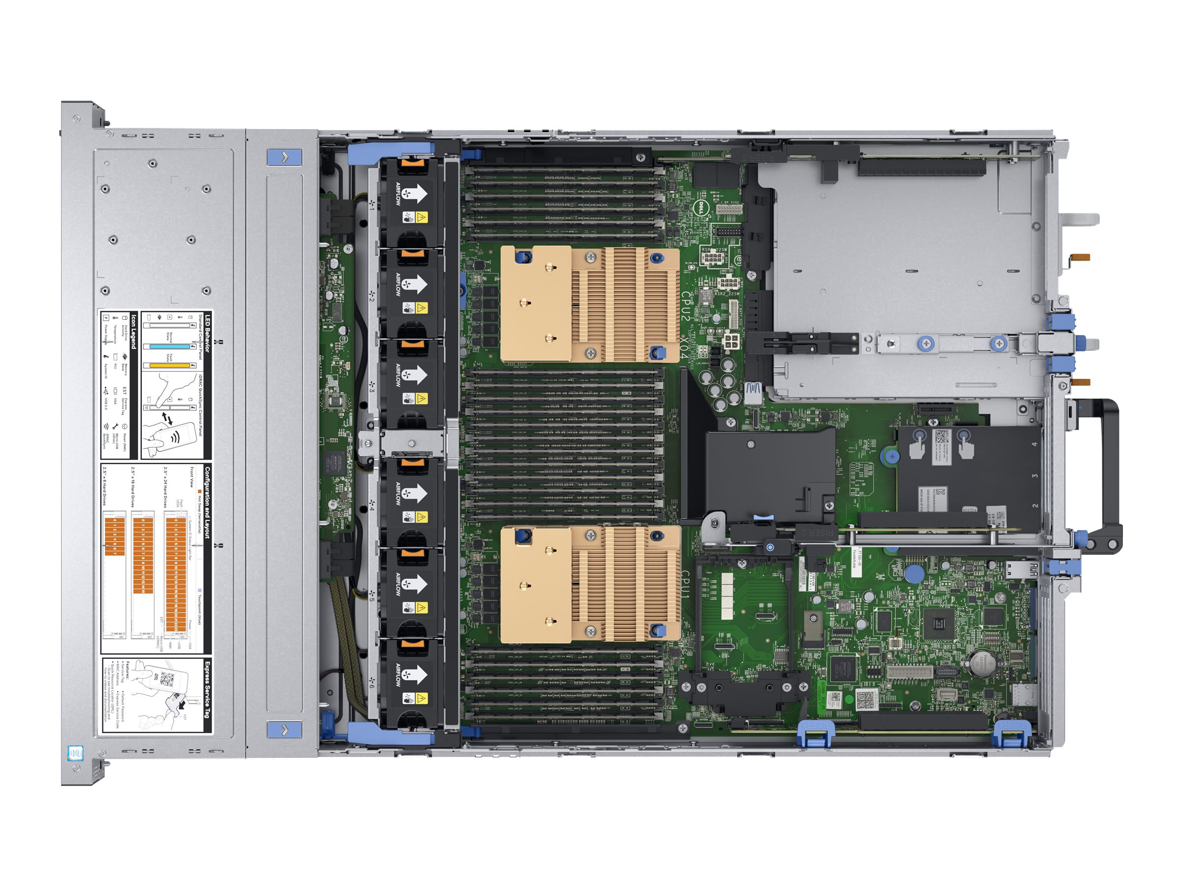 Netrix LLC - Dell - Dell EMC PowerEdge R740xd