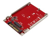 StarTech.com M.2 to U.2 Adapter - For M.2 PCIe NVMe SSDs - PCIe M.2 Drive to U.2 (SFF-8639) Host Adapter