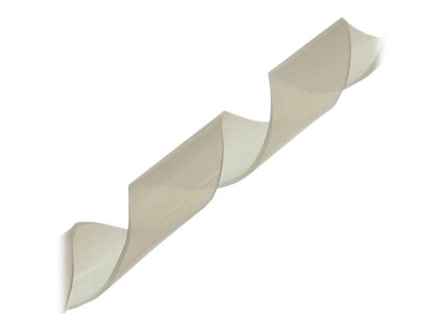 InLine Spiralband Ø16mm 10m weiß