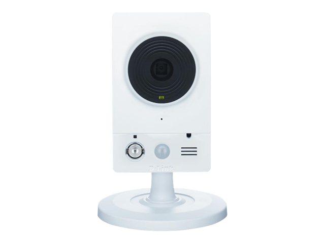 Image of D-Link DCS-2132L HD Wireless N Cube Network Camera - network surveillance camera