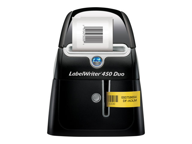Image of DYMO LabelWriter 450 Duo - label printer - monochrome - direct thermal
