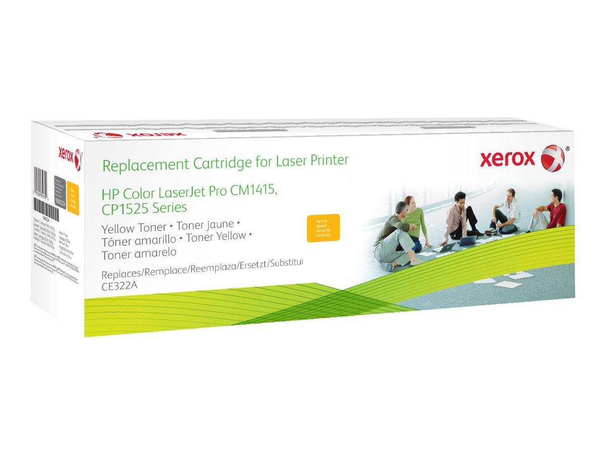 Xerox - jaune - cartouche de toner (alternative pour: HP 128A)