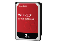 WD Red NAS Hard Drive WD30EFRX - Hard drive - 3 TB