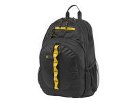 "HP Sport Backpack Rygsæk til notebook 15.6"" sort/gul"