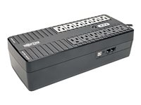 Tripp Lite UPS 750VA 450W Desktop Battery Back Up Compact 120V 50/60Hz USB RJ11 PC - UPS - CA 120 V
